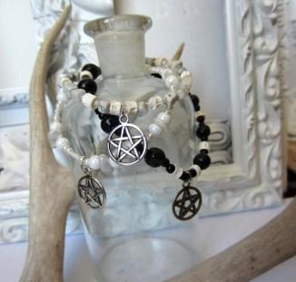 Pentacle Bracelets